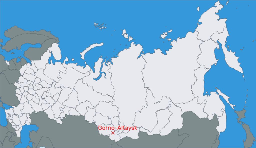 Gorno-Altaysk