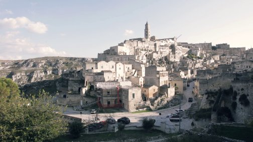 Edgeryders and the unMonastery in Matera